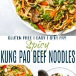 Easy Kung Pao Beef Noodles_pin3