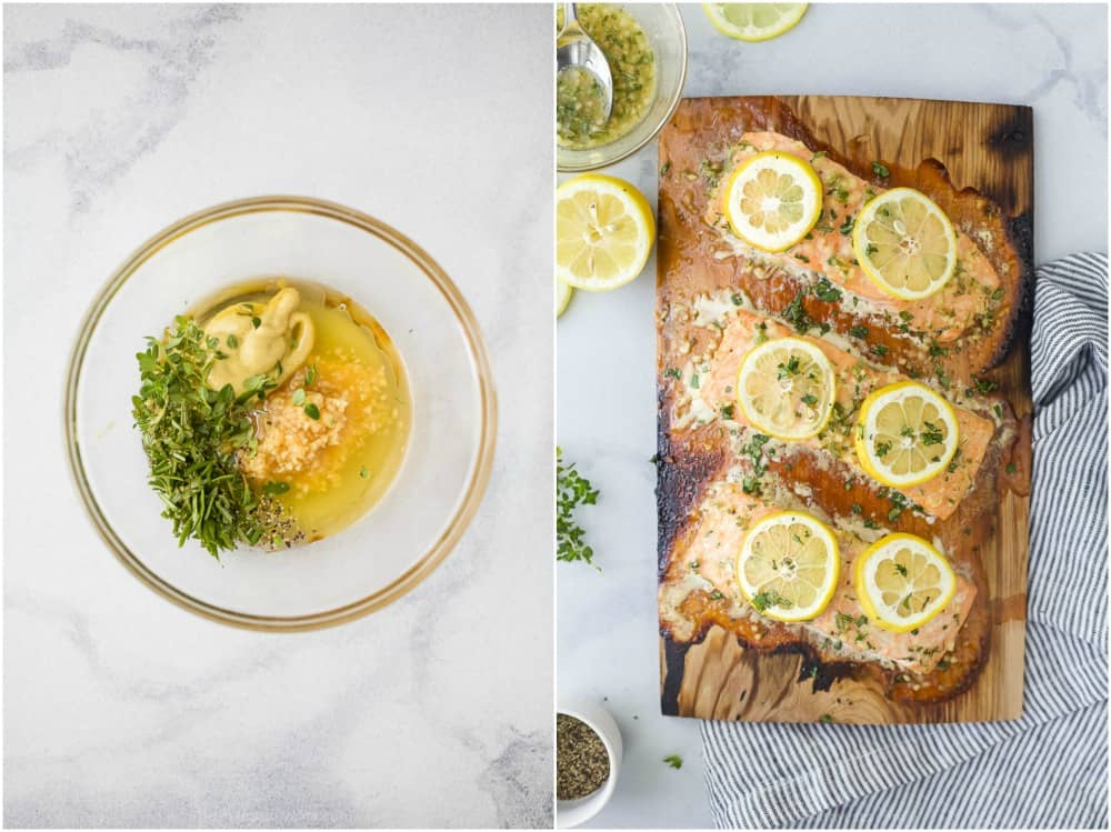 how to make cedar plank salmon on the grill