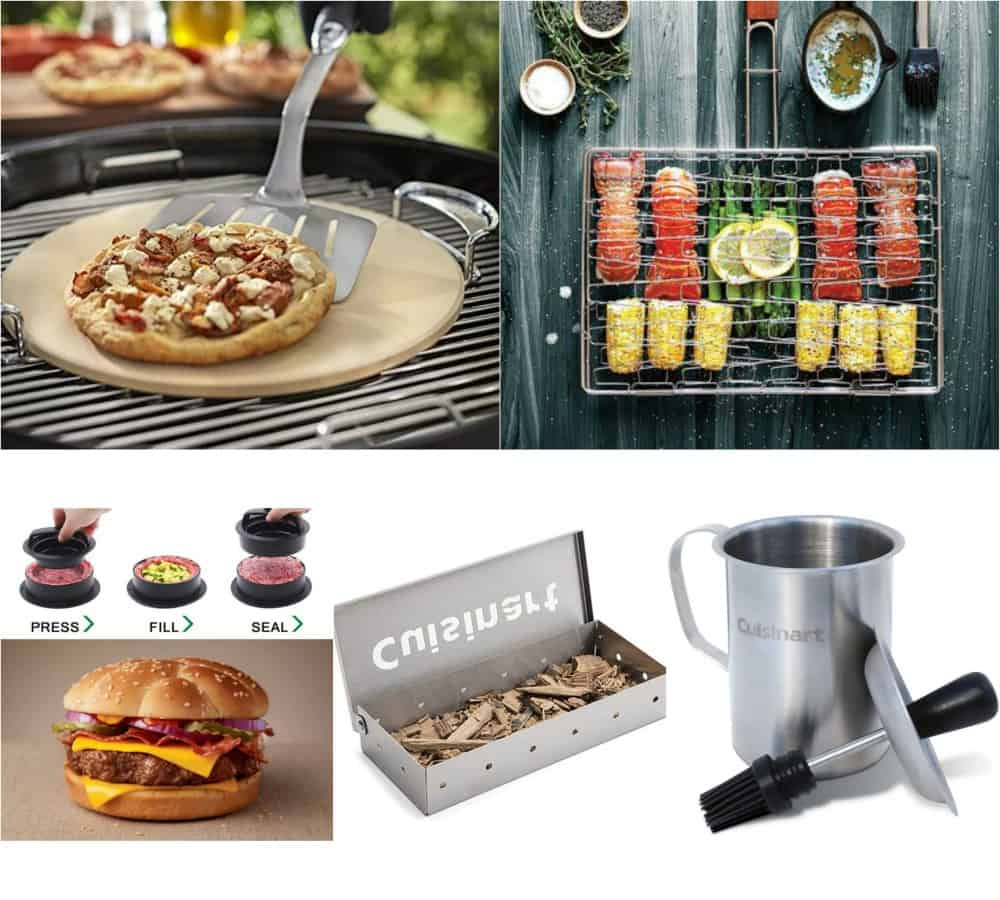 fun grilling tools and accessories
