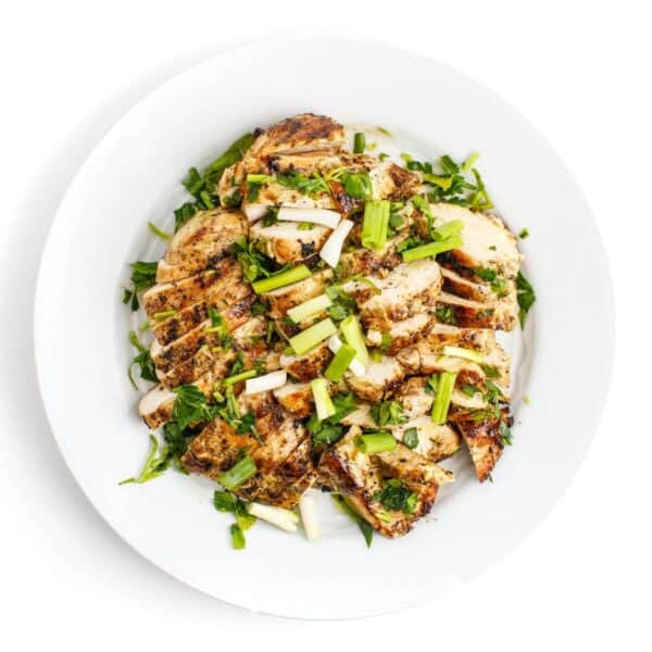 Grilled Lebanese Chicken Tawook Recipe