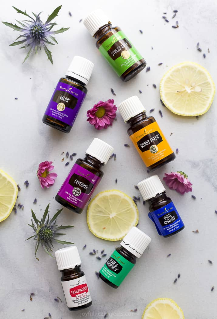 best essential oils for calming anxiety