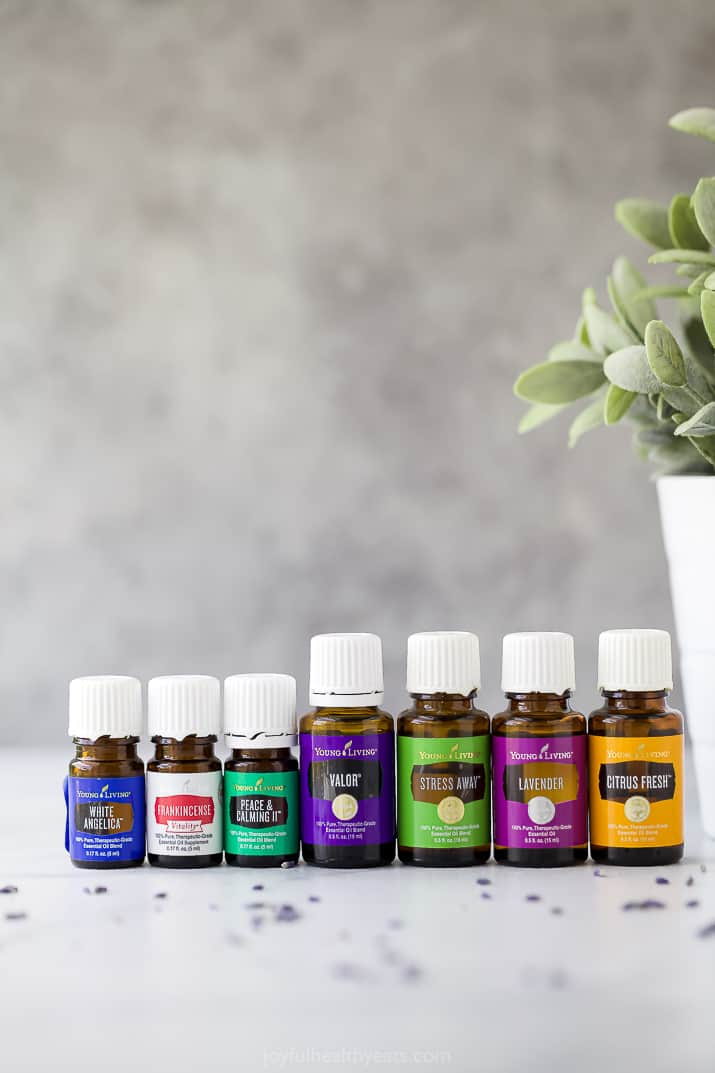 Best Essential Oils For Calming Anxious Feelings Oils For Anxiety