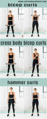 bicep workout exercises