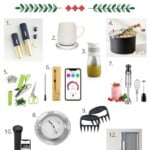 pinterst image for kitchen gift guide