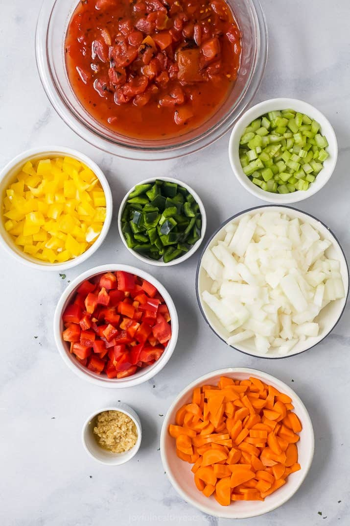 ingredients for whole30 beef chili